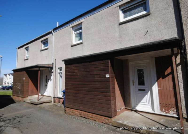 2 Bedrooms Terraced House for sale in Methil Rd, Port Glasgow