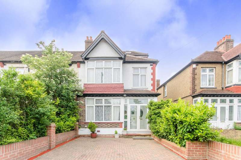 4 Bedrooms House for sale in Martin Way, Morden Park, SM4