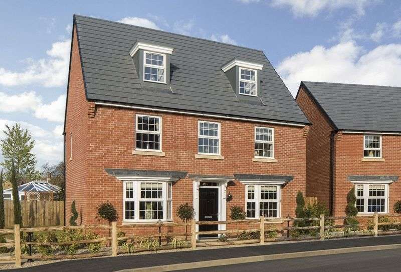 5 Bedrooms Detached House for sale in Whittington, Park, Longford Lane, Gloucester, GL2 9BX