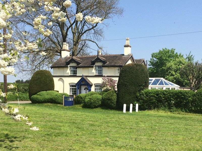 4 Bedrooms Detached House for sale in Kerry Lane, Elford Heath, Ecclehall, Staffordshire