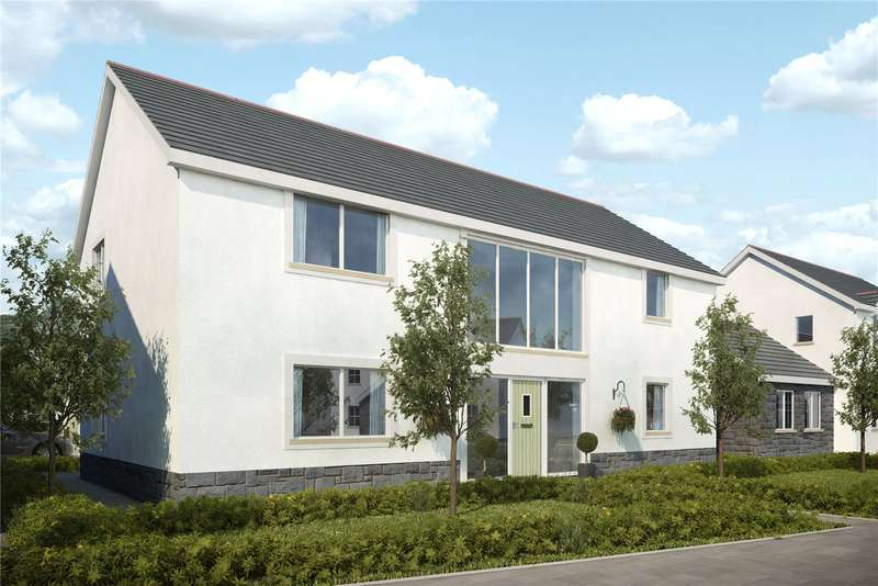 4 Bedrooms Detached House for sale in Lamphey (Plot 3), Green Meadows Park, Narberth Road, Tenby