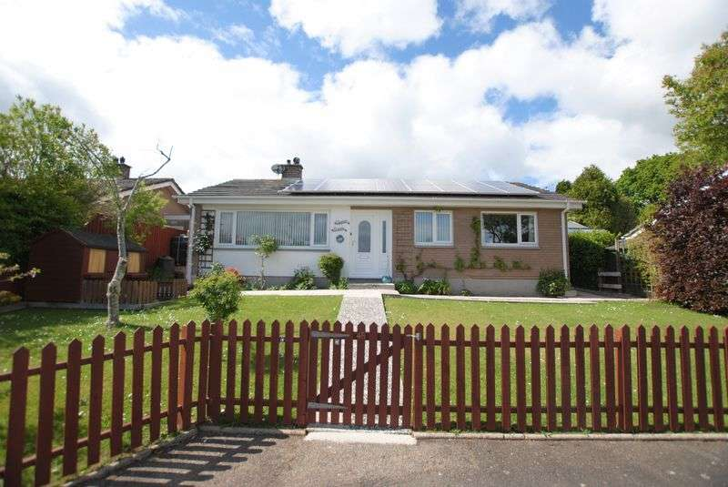 3 Bedrooms Detached Bungalow for sale in Eliot Drive, St. Germans