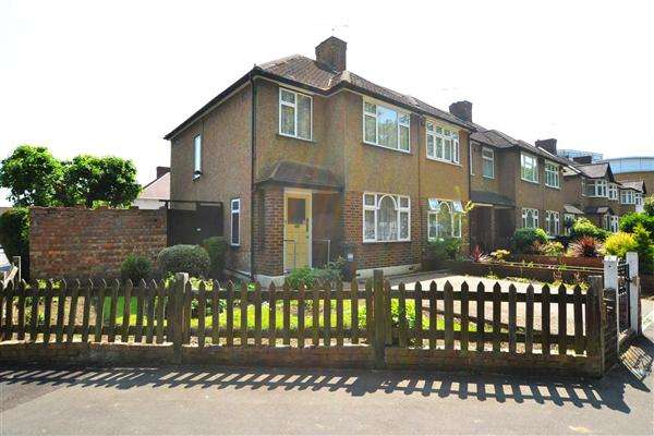 3 Bedrooms Semi Detached House for sale in London Road, Isleworth