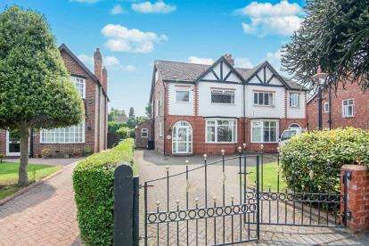 3 Bedrooms Semi Detached House for sale in Stanley Mount, Sale, Greater Manchester