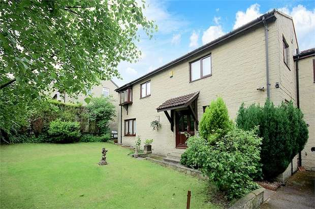 5 Bedrooms Detached House for sale in Wesley Place, South Anston, Sheffield, South Yorkshire