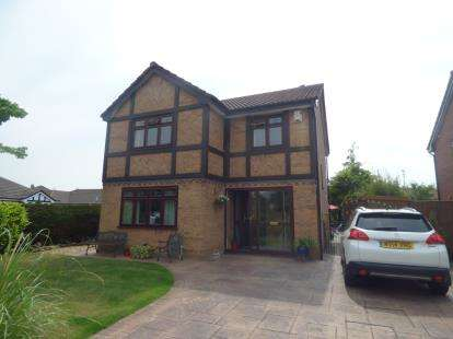 4 Bedrooms Detached House for sale in Sartfield Close, Liverpool, Merseyside, L16
