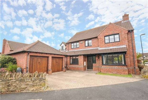 4 Bedrooms Detached House for sale in Stoke Park Close, Bishops Cleeve, CHELTENHAM, Gloucestershire, GL52 8UL