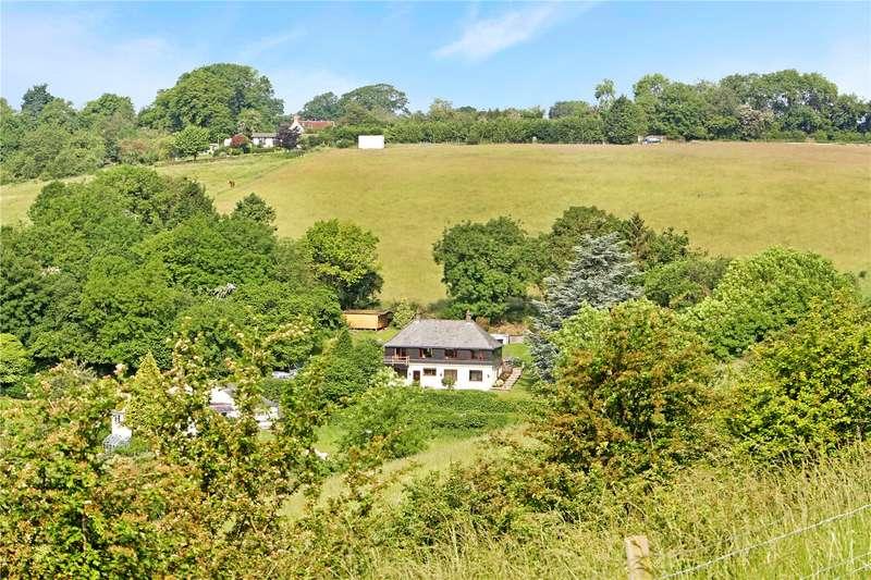 5 Bedrooms Detached House for sale in Flowers Bottom Lane, Speen, Princes Risborough, Buckinghamshire, HP27