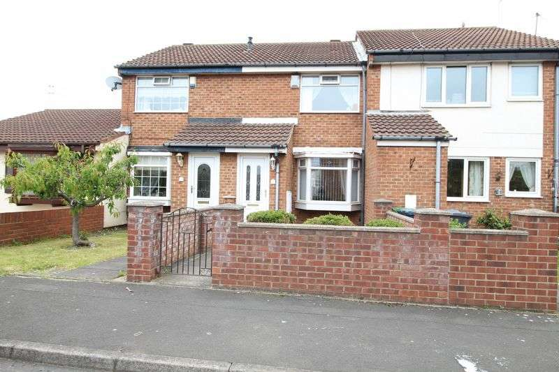 2 Bedrooms Terraced House for sale in Cook Close, South Shields