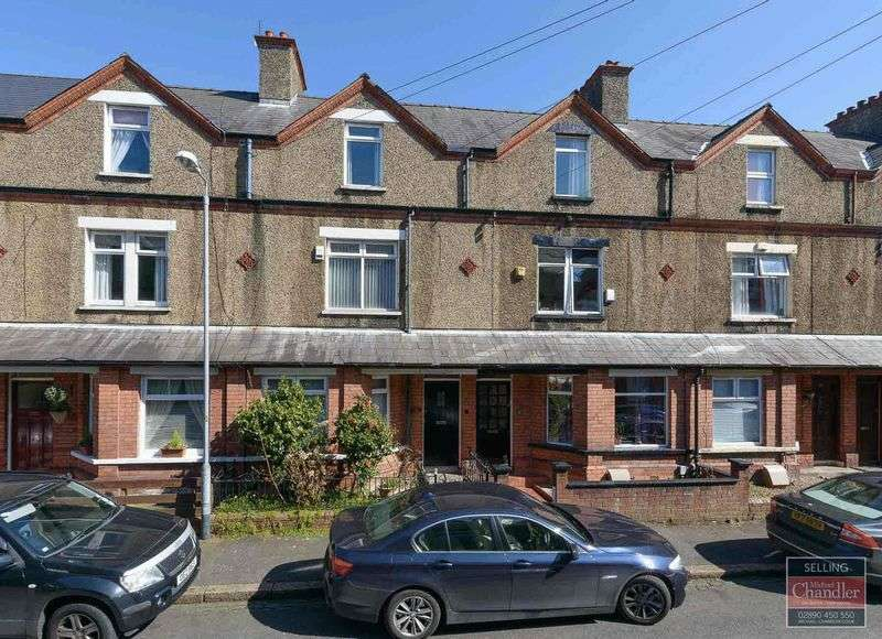 4 Bedrooms Terraced House for sale in 23 Sydenham Drive, Belfast, BT4 2AX