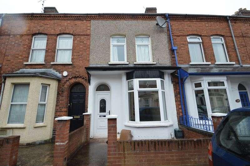 3 Bedrooms Terraced House for sale in 12 Rutland Street, Belfast, BT7 2FJ