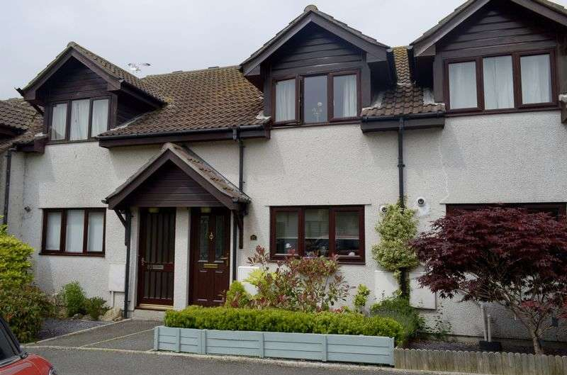 2 Bedrooms Terraced House for sale in Trelissick Fields, Hayle