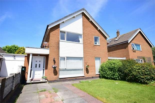 4 Bedrooms Detached House for sale in 10 Smithy Lane, LYTHAM ST ANNES, Lancashire
