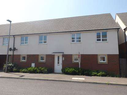 2 Bedrooms Flat for sale in Douglas Walk, Broughton, Milton Keynes, Buckinghamshire