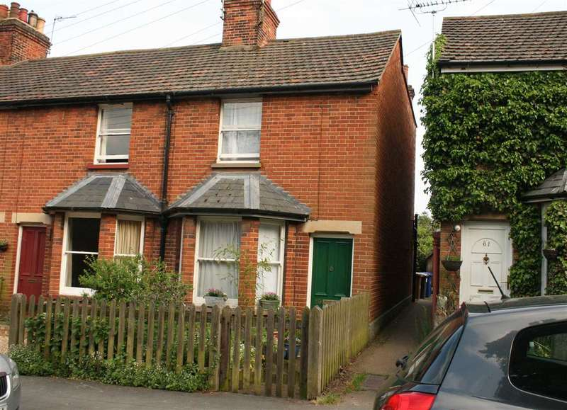2 Bedrooms End Of Terrace House for sale in Laceys Lane, Newmarket
