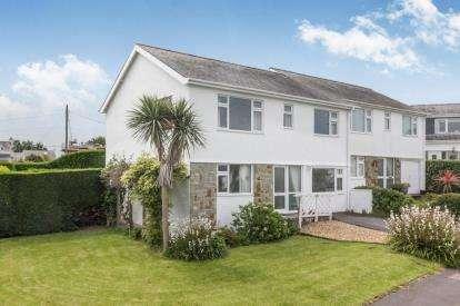 3 Bedrooms Link Detached House for sale in Tan Y Gaer, Abersoch, Gwynedd, LL53