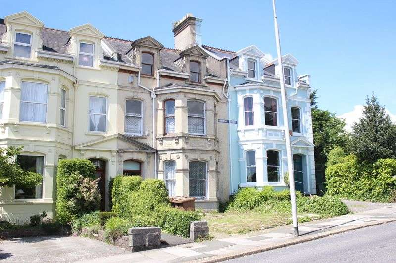 5 Bedrooms Terraced House for sale in Molesworth Road, Stoke, Plymouth