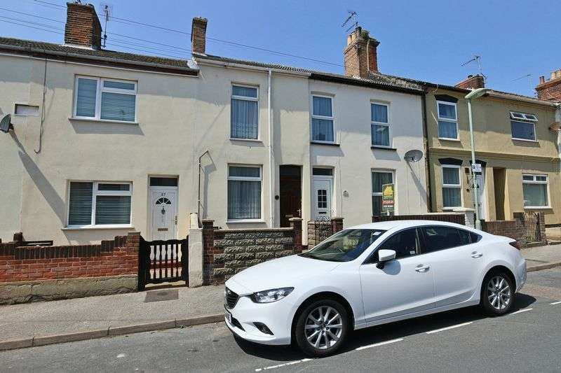 3 Bedrooms House for sale in Seago Street, Lowestoft