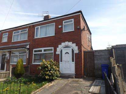 2 Bedrooms Semi Detached House for sale in Lowestead Road, Manchester, Greater Manchester