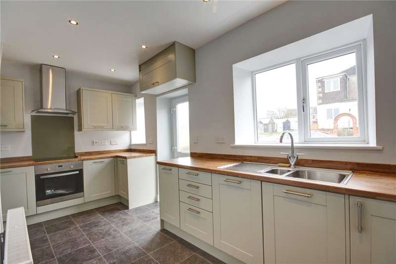 3 Bedrooms End Of Terrace House for sale in Wood View, Croxdale, Durham, DH6