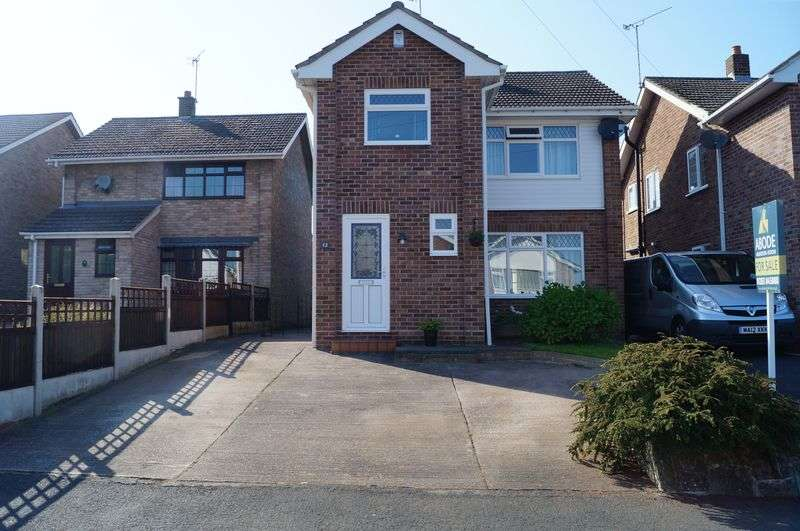 3 Bedrooms Detached House for sale in GLEBE CLOSE, ROLLESTON ON DOVE
