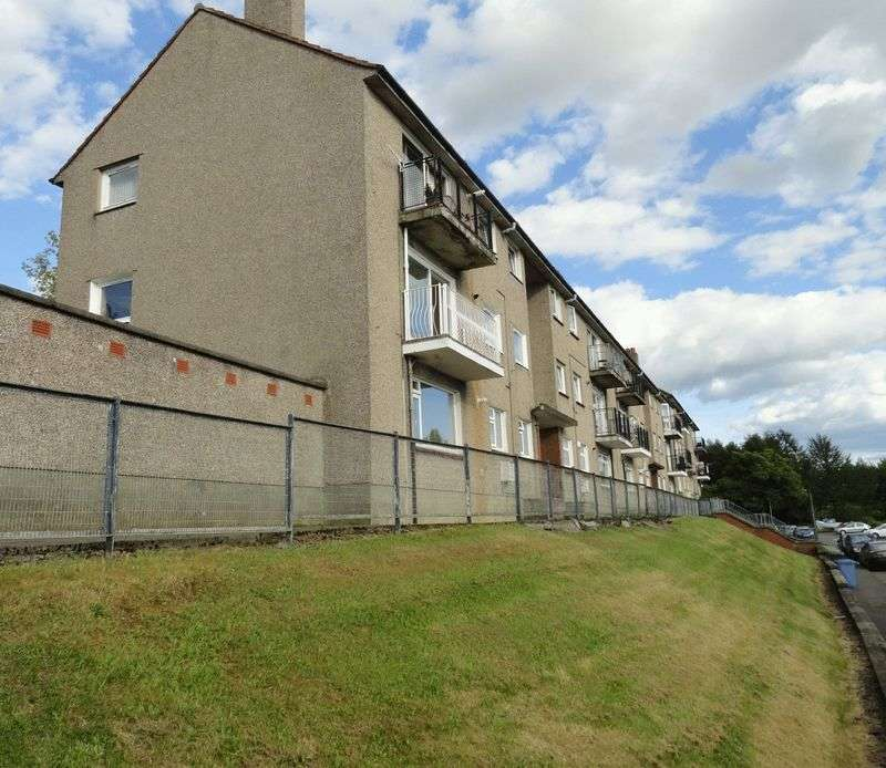 2 Bedrooms Flat for sale in Valeview Terrace, Dumbarton