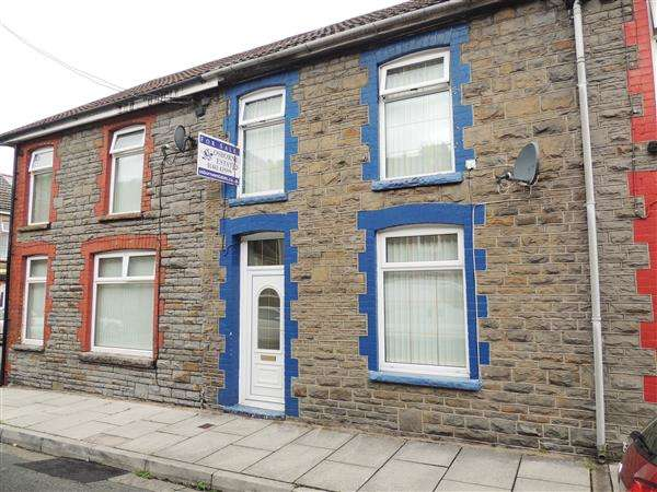 3 Bedrooms Terraced House for sale in Ynys Street, Ynyshir, Porth