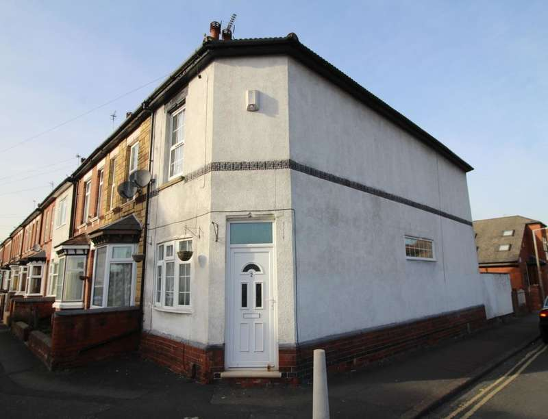 2 Bedrooms Property for sale in Lawrence Street, Long Eaton, Nottingham, NG10