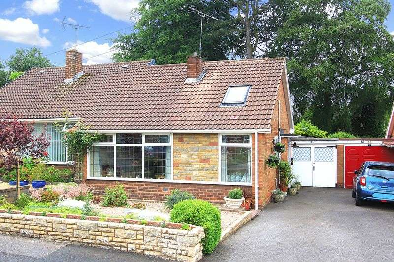 3 Bedrooms Semi Detached Bungalow for sale in PENN, Lancaster Gardens