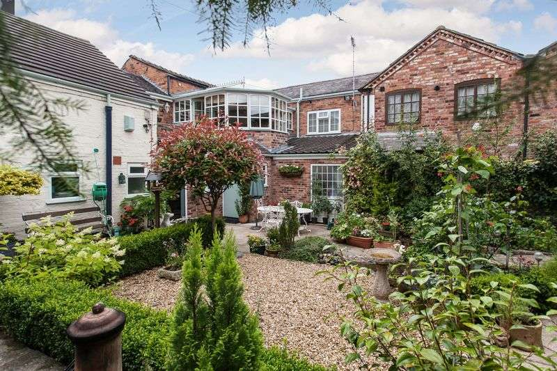 3 Bedrooms House for sale in Hospital Street, Nantwich