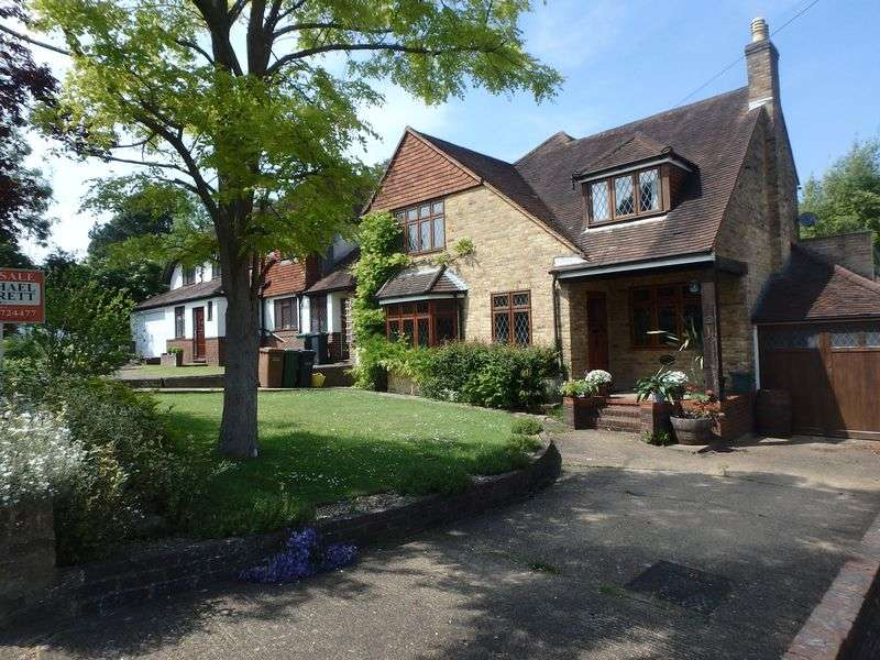 4 Bedrooms Detached House for sale in Downs Wood, Epsom Downs