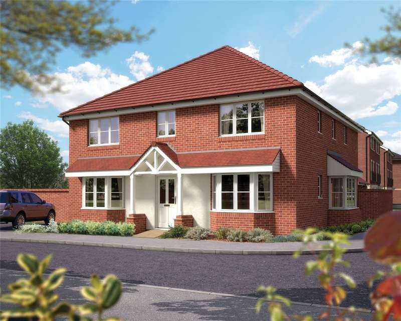 5 Bedrooms Detached House for sale in Emmbrook Place, Matthewsgreen Road, Wokingham, Berkshire, RG41