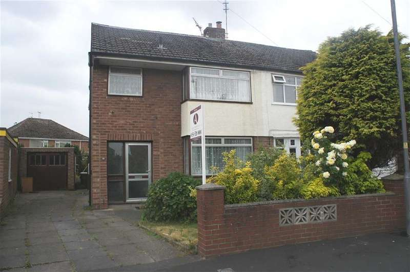 3 Bedrooms Property for sale in Kendal Drive, Maghull, Merseyside