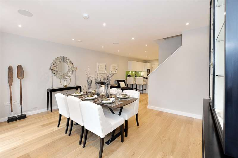 3 Bedrooms House for sale in Canonbury Cross - Townhouses, 24 Edward's Cottages, N1