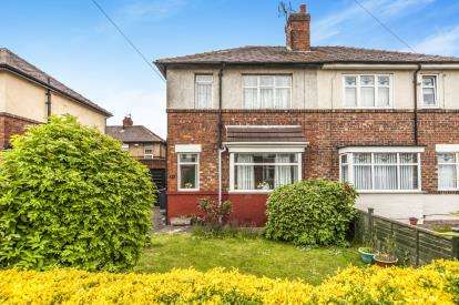 2 Bedrooms Semi Detached House for sale in Lynton Gardens, Darlington