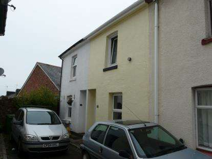 2 Bedrooms End Of Terrace House for sale in Paignton, Devon