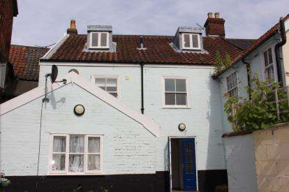 1 Bedroom Flat for sale in 50 St. Marys Street, Bungay, Suffolk
