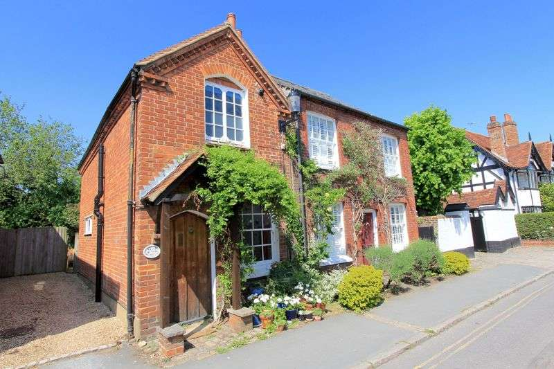 2 Bedrooms Semi Detached House for sale in Church Street, Great Missenden