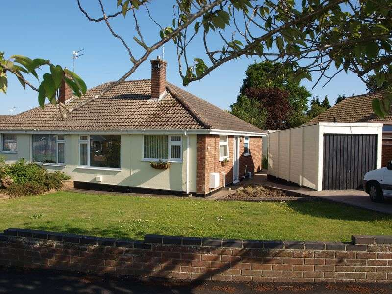 2 Bedrooms Semi Detached Bungalow for sale in Lowestoft