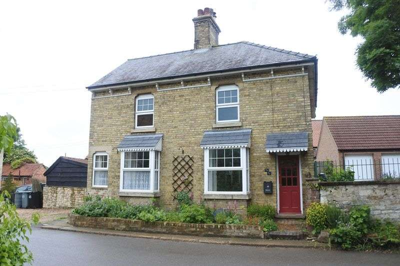 4 Bedrooms Detached House for sale in High Street, Corby Glen, Grantham