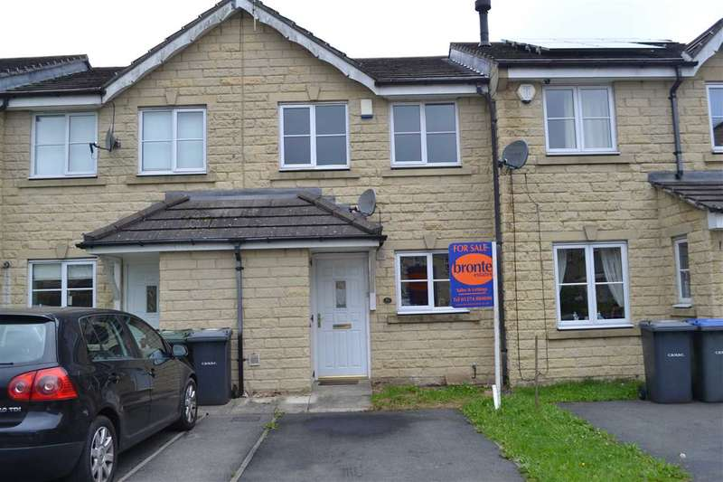 2 Bedrooms Town House for sale in Meldon Way, Westwood Park, Bradford