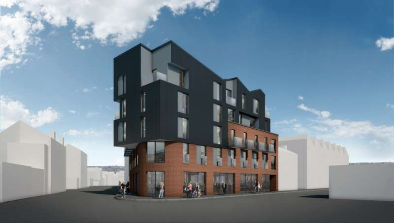 1 Bedroom Apartment Flat for sale in Kelham Island Quarter, Sheffield, S3