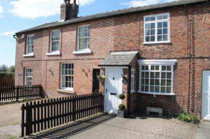 2 Bedrooms Terraced House for sale in Smithy Cottage, Morley Green Road, Wilmslow, Cheshire
