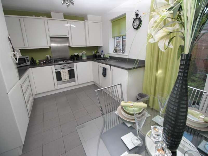 4 Bedrooms Semi Detached House for sale in St. Cuthberts Road, Stockton-On-Tees, TS18