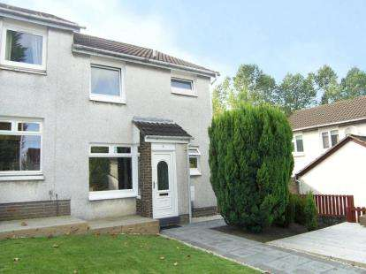 1 Bedroom House for sale in Craigelvan Drive, Cumbernauld, Glasgow, North Lanarkshire