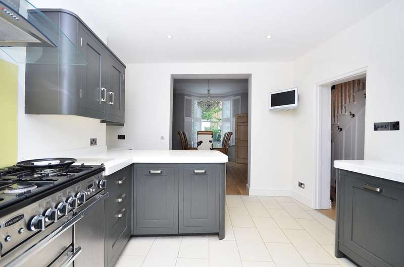 3 Bedrooms House for sale in Southgate Road, Islington, N1