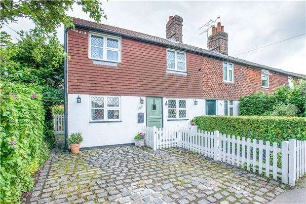 3 Bedrooms End Of Terrace House for sale in London Road, Dunton Green, SEVENOAKS, Kent, TN13 2UY