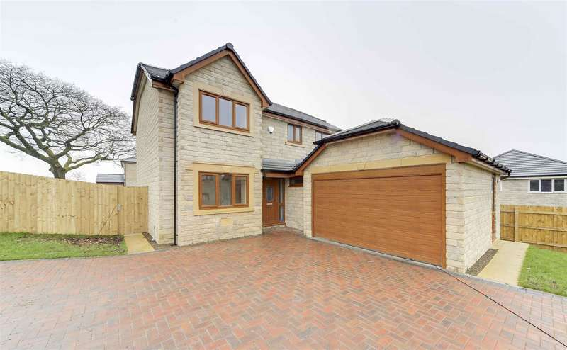4 Bedrooms Property for sale in The Longridge at The Hollins, Hollin Way, Rawtenstall, Rossendale