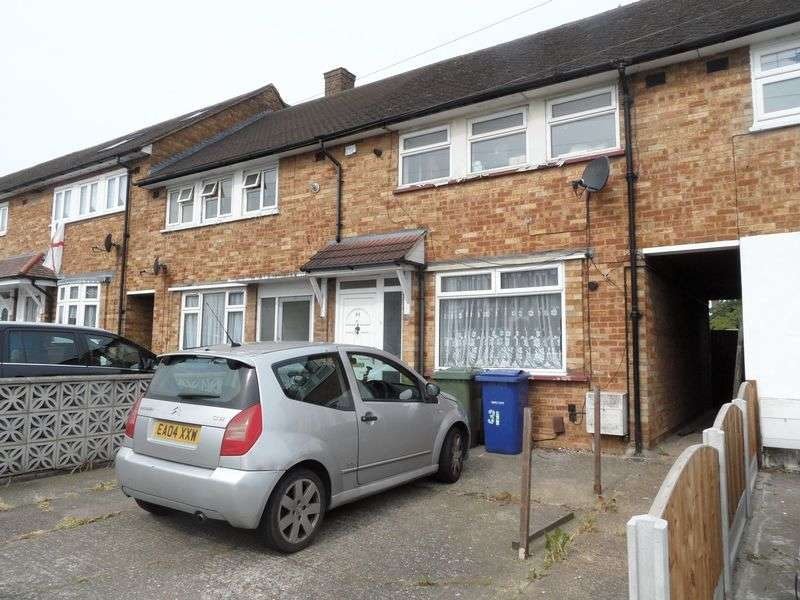 3 Bedrooms House for sale in Tamar Drive, South Ockendon