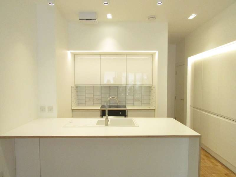 2 Bedrooms Ground Flat for sale in Hornsey Road, London, N19